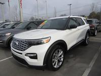1: NEW 2021 FORD EXPLORER PLATINUM ECOBOOST 4WD