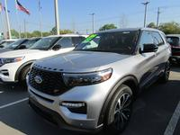 3: NEW 2021 FORD EXPLORER ST 4WD