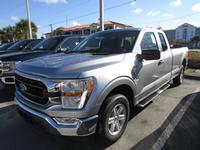 2021 Ford F-150 XLT EcoBoost SuperCab