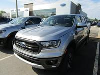 2021 Ford Ranger Lariat SuperCrew