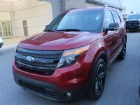 USED 2014 FORD EXPLORER SPORT 4WD