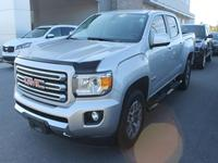 USED 2016 GMC CANYON CREWCAB SLE 4WD