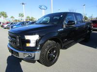USED 2016 FORD F-150 SUPERCREW XLT 4WD
