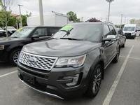 USED 2016 FORD EXPLORER PLATINUM 4WD