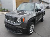 USED 2016 JEEP RENEGADE LATITUDE 4WD