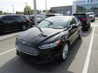 USED 2016 FORD FUSION SE ECOBOOST