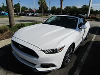 USED 2017 FORD MUSTANG CONVERTIBLE ECOBOOST PREMIUM