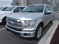USED 2017 FORD F-150 SUPERCREW PLATINUM