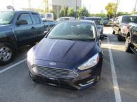 USED 2017 FORD FOCUS TITANIUM HATCHBACK