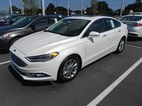 USED 2017 FORD FUSION SE