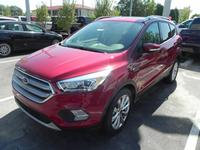 USED 2017 FORD ESCAPE TITANIUM ECOBOOST