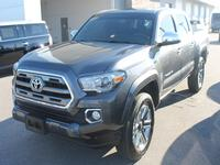 USED 2017 TOYOTA TACOMA CREWCAB LIMITED