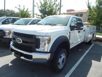 NEW 2018 FORD F-450 SUPER DUTY XL CHASSIS CREWCAB DRW