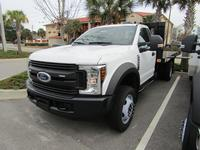 NEW 2018 FORD F-550 SUPER DUTY XL CHASSIS CAB DRW