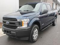 USED 2018 FORD F-150 SUPERCREW XL 4WD