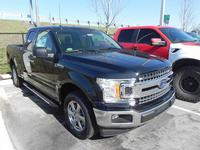 NEW 2018 FORD F-150 XLT SUPERCAB