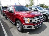 NEW 2018 FORD F-150 XLT SUPERCREW
