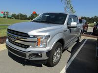NEW 2018 FORD F-150 LARIAT SUPERCREW 4WD