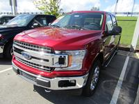 NEW 2018 FORD F-150 XLT SUPERCREW 4WD