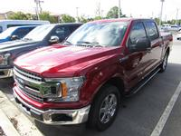 USED 2018 FORD F-150 SUPERCREW XLT
