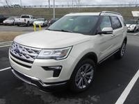NEW 2018 FORD EXPLORER LIMITED ECOBOOST