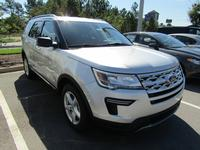 NEW 2018 FORD EXPLORER XLT ECOBOOST