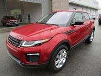 USED 2018 LAND ROVER RANGE ROVER EVOQUE SE 4WD