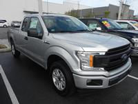 NEW 2018 FORD F-150 XL SUPERCAB