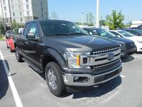 NEW 2018 FORD F-150 XLT SUPERCAB 4WD
