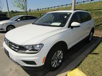 USED 2018 VOLKSWAGEN TIGUAN AWD