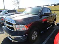 USED 2018 DODGE RAM 1500 QUAD CAB 4WD