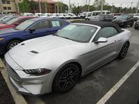 USED 2019 FORD MUSTANG CONVERTIBLE ECOBOOST PREMIUM