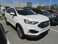 USED 2019 FORD EDGE TITANIUM ECOBOOST