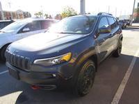USED 2019 JEEP CHEROKEE TRAILHAWK 4WD