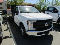 NEW 2019 FORD F-350 SUPER DUTY XL CHASSIS CAB DRW