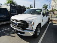 NEW 2019 FORD F-250 SUPER DUTY XL CREWCAB