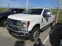 NEW 2019 FORD F-250 SUPER DUTY LARIAT CREWCAB 4WD