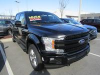 NEW 2019 FORD F-150 LARIAT SUPERCREW 4WD