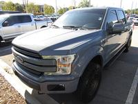 USED 2019 FORD F-150 SUPERCREW LARIAT 4WD