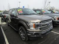 NEW 2019 FORD F-150 XLT SUPERCREW 4WD