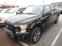USED 2019 FORD F-150 SUPERCREW STX ECOBOOST 4WD
