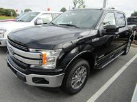 NEW 2019 FORD F-150 LARIAT ECOBOOST SUPERCREW