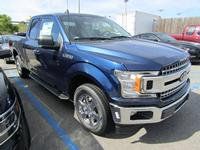 NEW 2019 FORD F-150 XLT SUPERCAB