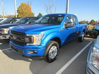 NEW 2019 FORD F-150 XL SUPERCAB 4WD