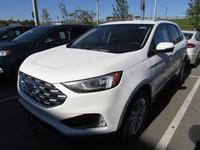 NEW 2020 FORD EDGE SEL ECOBOOST