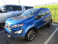 NEW 2020 FORD ECOSPORT SES 4WD