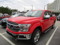 NEW 2020 FORD F-150 LARIAT ECOBOOST SUPERCREW 4WD