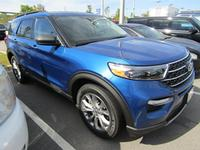 NEW 2020 FORD EXPLORER XLT 4WD ECOBOOST