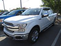 NEW 2020 FORD F-150 LARIAT ECOBOOST SUPERCREW