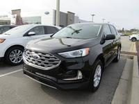 NEW 2021 FORD EDGE SEL ECOBOOST